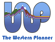 The Western Planner logo