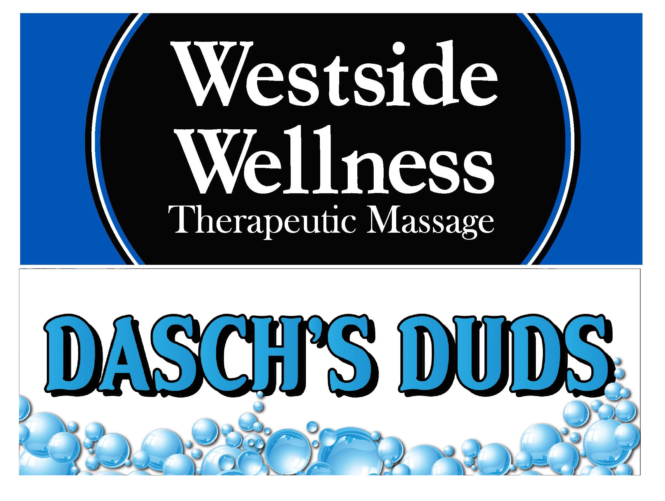 Westside Wellness and Dasch's Duds