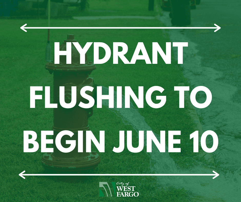 DIRECTIONAL HYDRANT FLUSHING